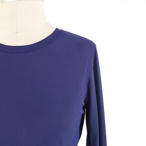 lululemon athletica Tops - Lululemon Long Sleeve Split-Back Tee